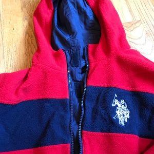 Boys medium reversable jacket Ralph Lauren